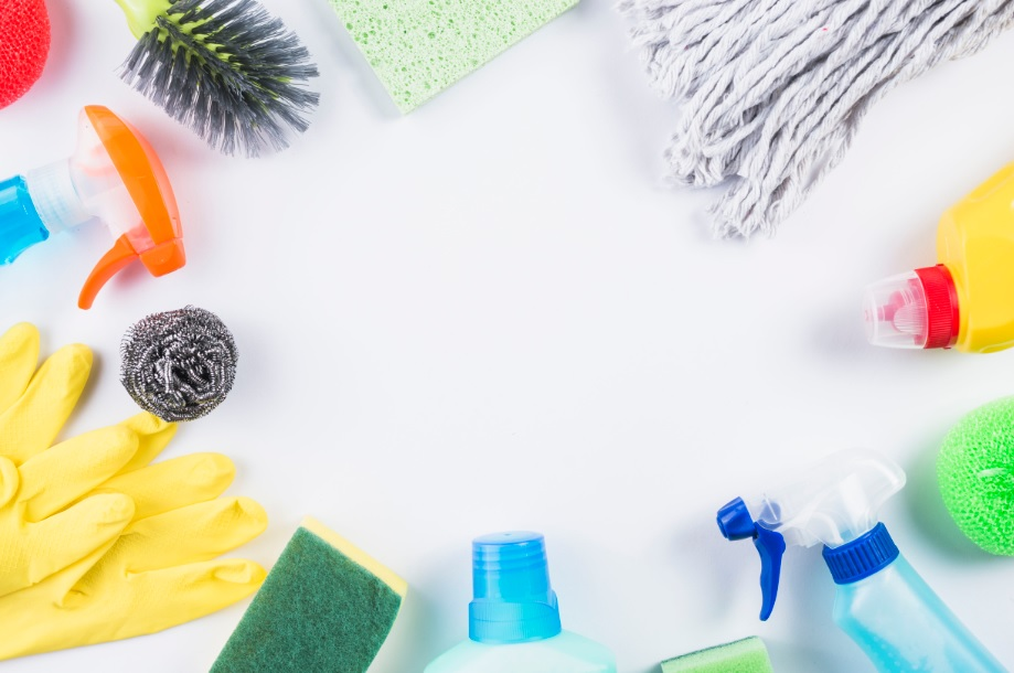 Картинка ежедневная уборка офисов